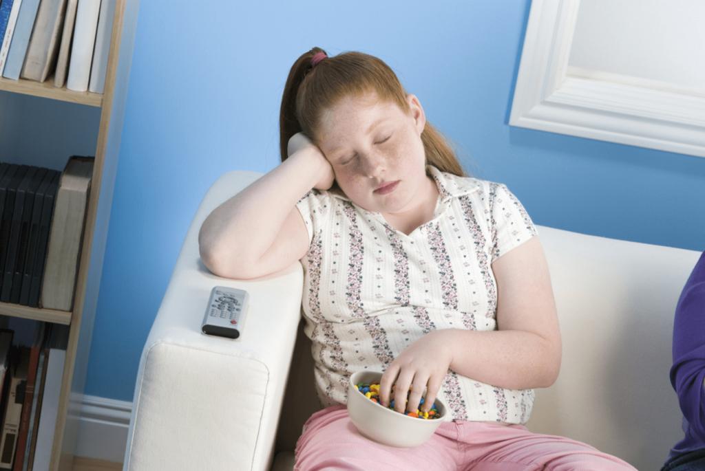 Perdida de peso del sueno adolescentes