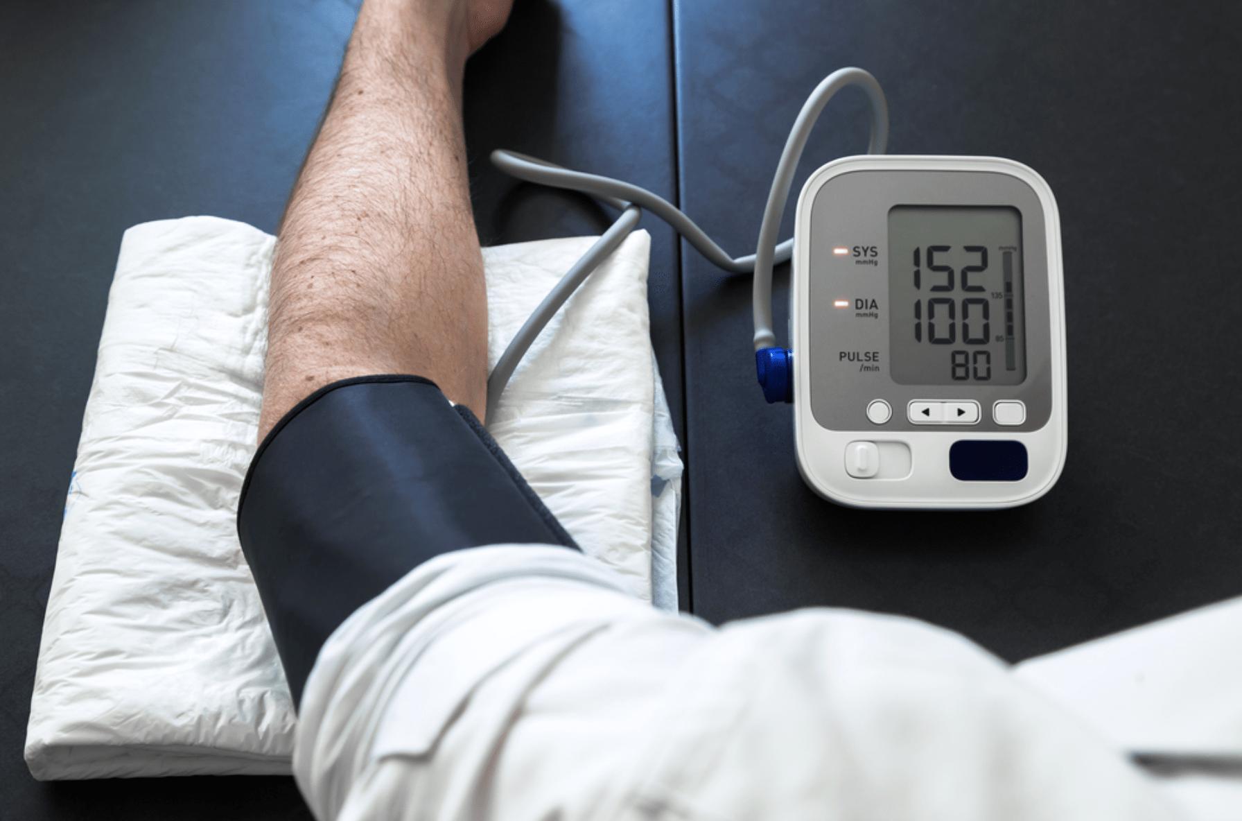 Apnea y presión arterial