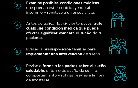 10 recomendaciones para explorar a sus pacientes con TEA