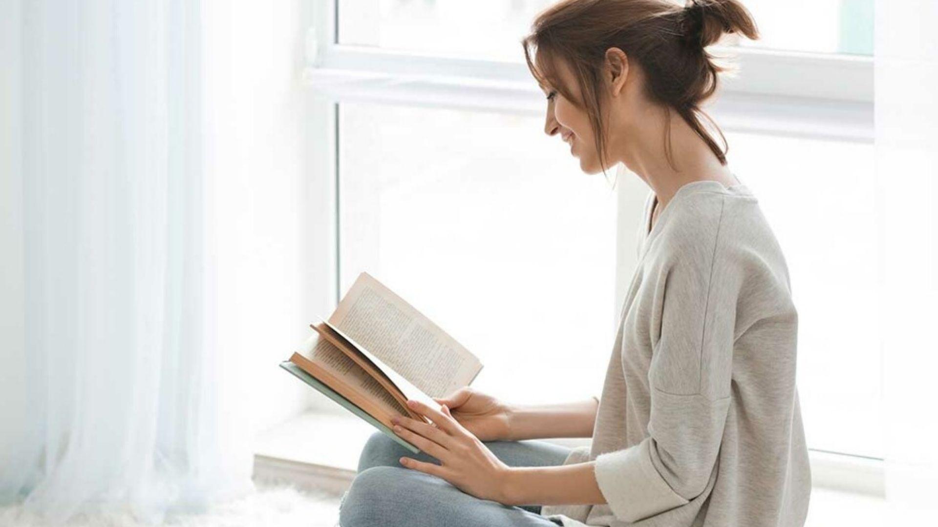 Leer es un aliado para dormir